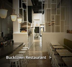 Bucktown Restuarant · Rug Design