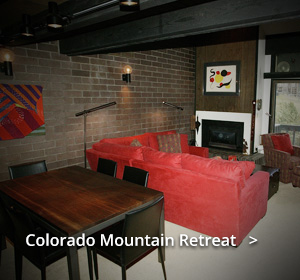 Colorado Mountain Retreat