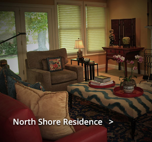 Northshore residence